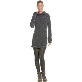 Tatonka Enoc jurk Dames, dark grey